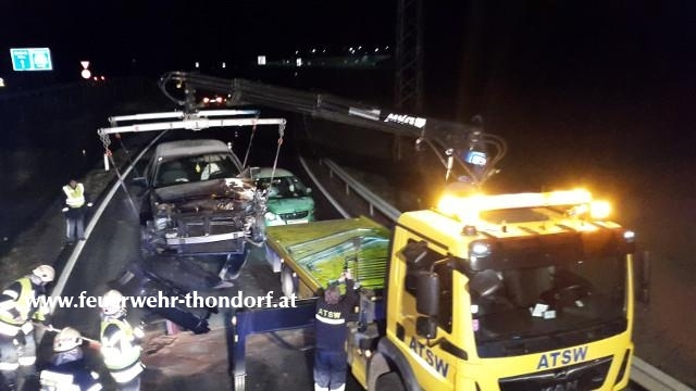 Verkehrsunfall mit Personenschaden